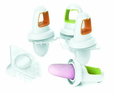 NUK Annabel Karmel Mini Ice Lolly Mould Set - Helps Soothe Sore Gums