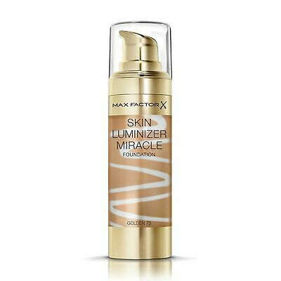 Max Factor Skin Luminizer Miracle Foundation - Golden 75