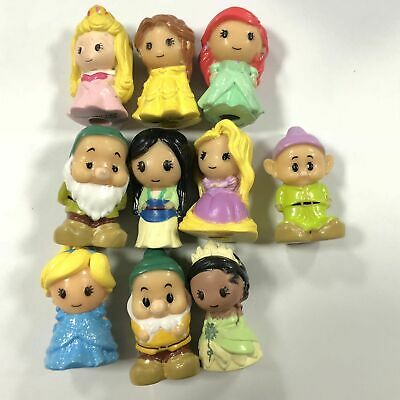 LIMITED OOSHIES Disney Princess Series 1 /'Furry Beast/' collect figure toy gift