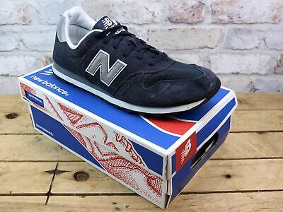 the best attitude 11809 5084a MENS NEW BALANCE 373 Navy Suede Sport Running Active Sneaker Trainers Size  Uk 11