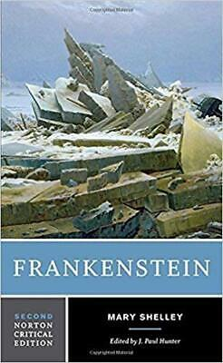 Frankenstein by Mary Shelley PAPERBACK 2012