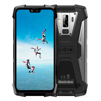 Blackview BV9700 Pro 6GB+128GB Smartphone Cellulare Android 9.0 16MP+8MP IP69