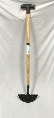 Green Blade Lawn Edger With Ash Handle