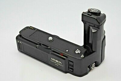 [Exc+5] Minolta Motor Drive 1 for X-700 X-370 X-570 X-500 from Japan