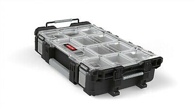 KETER ROC Rigid Gear Organiser Compartment box / organizer / assortment box