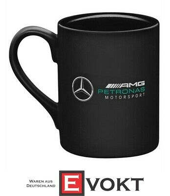 Genuine MERCEDES AMG PETRONAS MOTORSPORT Cup F1 Black B67995497