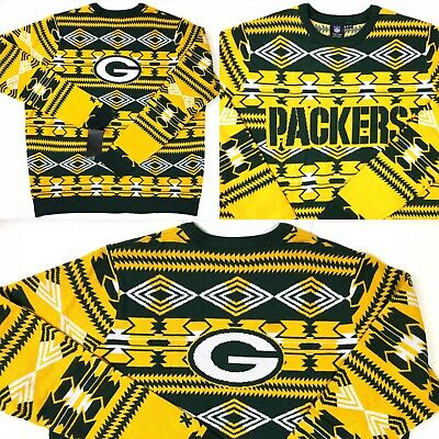 big sale 2a8db a3ab0 FOREVER COLLECTIBLES NFL Men's Green Bay Packers Printed ...