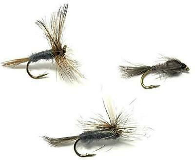 Hares Ear Natural Nymph Premium Flies One Dozen Sizes Available*** A.P