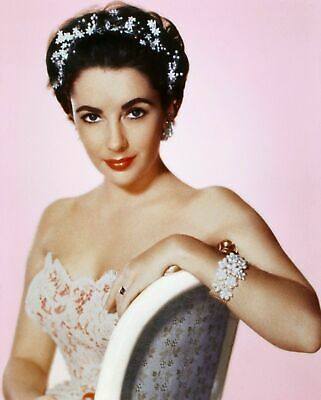 Elizabeth Taylor 8X10 Glossy Photo Picture Image #16