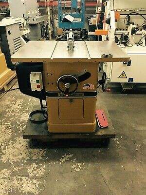 POWERMATIC MODEL 66 Tablesaw complete Arbor Assembly (2024018