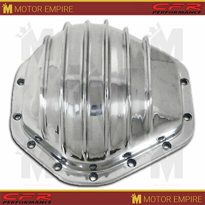 1973-00 Chevy//GM Truck Polished Aluminum Rear Differential Cover 14 Bolt w// 10.5 Ring Gear