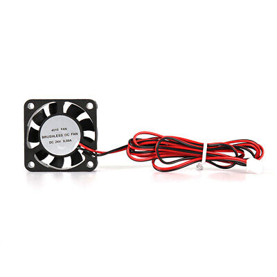 Anet 4010 Brushless DC Cooling Fan Heat Dissipation Silent Fan Tool with W5R3
