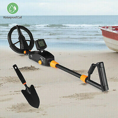 Children Underground Metal Detector Gold Detectors Treasure Hunter Tracker H4X8