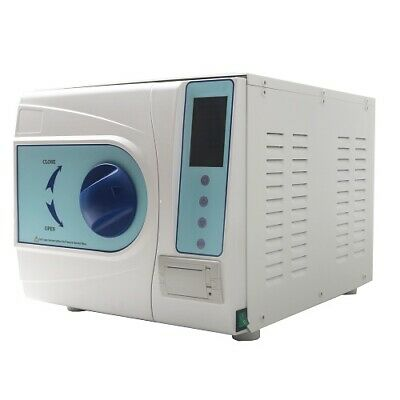 Medical Surgical class B Dental Autoclave Sterilizer Vacuum Steamer with Printer