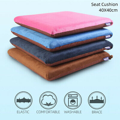 Memory Foam Seat Cushion Pads Coccyx Support Soft Pillow Office Home Chair  Pads