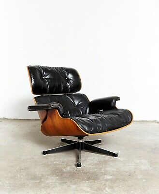 Charles & Ray Eames  Lounge Chair Modell #670 for Herman Miller