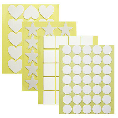 Strong No Trace Adhesive Clear Double Sided Sticky Tape DIY Craft waterproof