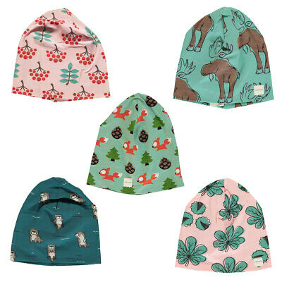 Maxomorra beanie hat 12 18 24 2 3 4 5 6 7 8 9 10 Moose Otter Squirrel