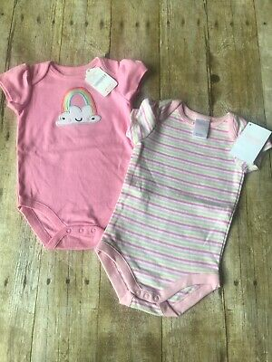 NWT Gymboree SO TROPICAL Pink Flower Top Bloomers Set NEW 3-6 Months