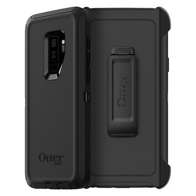 Otterbox Defender Series Case for Samsung Galaxy S9 With Holster -  Black