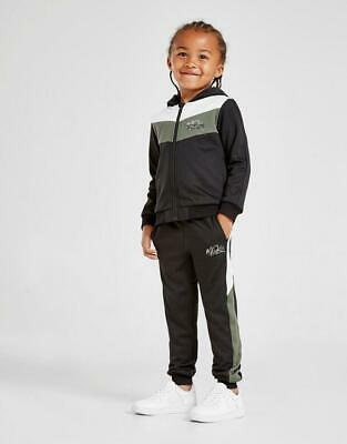 New McKenzie Boys' Teddy Poly Full Zip Suit