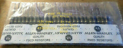 (25) You Pick The Ohms 2 Watt Allen-Bradley Carbon Comp Resistor (OSSHED)