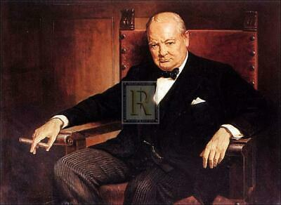 ARTHUR PAN SIR WINSTON CHURCHILL Open Edition