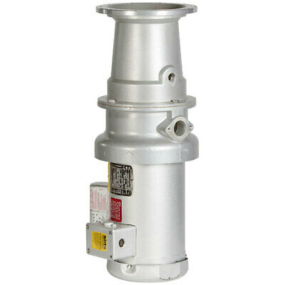Hobart FD4/75-4 Commercial Garbage Disposer with Long Upper Housing
