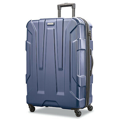 "Samsonite Centric Hardside 28"" Expandable Spinner Wheel Luggage, Navy Blue"