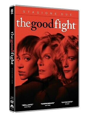 Dvd Good Fight (The) - Stagione 2 (4 Dvd) 361116