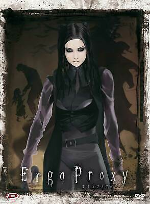 Dvd Ergo Proxy - Box Set Limited Edition (Eps 01-23) (4 Dvd+Booklet) 406838