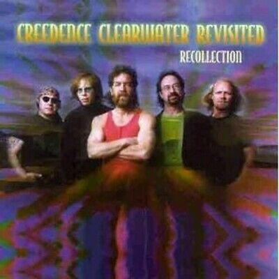 Audio Cd Creedence Clearwater Revival - Recollection - Live In Europe Dorsey 361