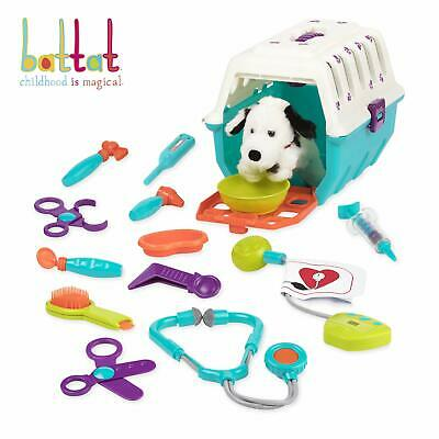 Vet Toy Pet Play Doctor Kids Pretend Pieces Medical Kits