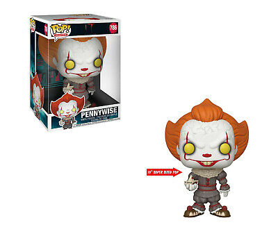 Funko Pop! Movies: It Chapter Two: Pennywise 786 10 Inch Vinyl