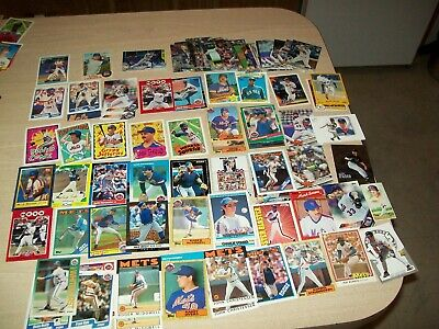 New York Mets Lot Of 85 Cards