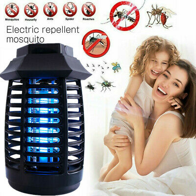 ELECTRIC FLY BUG Zapper Mosquito Insect Killer LED Light