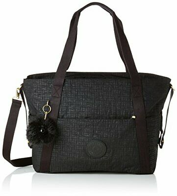 Kipling LITTLE HEART Cartable, 50 (Noir (Black Pylon Emb) LITTLE HEART)