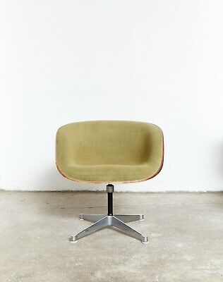 "Charles & Ray Eames ""Shell"" Chair on PSCC Base for Herman Miller/Vitra"