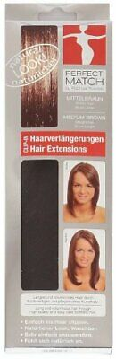 "'Raphael Rosalee Cosmetics Extensions de cheveux""Perfect Match mittelbraun, 1"