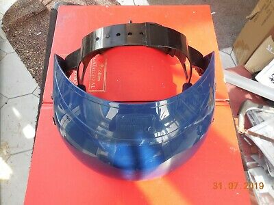 Ppe Blue Head Gear For  Visors / Face Guard