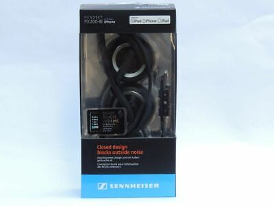 Sennheiser Px 200 III Helmet Stereo Headband Foldable Closed Remote Control Abc