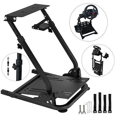 VEVOR GT ART Racing Simulator Steering Wheel Stand for G27 G29 PS4 G920 T300RS