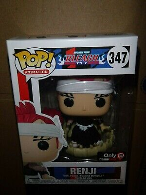 Funko POP! Animation - Bleach - Renji - #347 - GameStop Exclusive