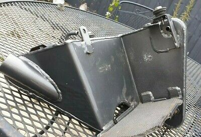 Harley davidson ironhead sportster oil tank 79-81maybe other years.