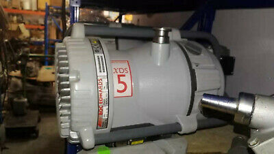 EDWARDS XDS5 Scroll Vacuum Pump, working with 3 month warranty