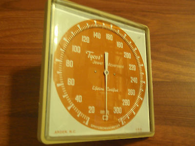 Tycos Sphygmomanometer Wall mountable 028829101