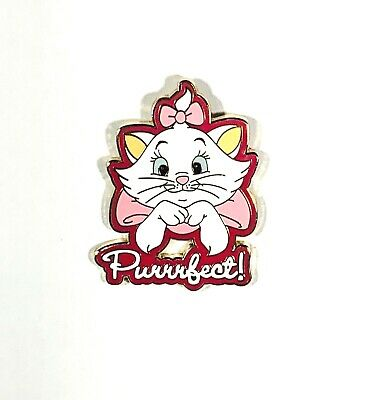 Disney Parks Aristocats Marie The Cat Purrrfect Trading Pin