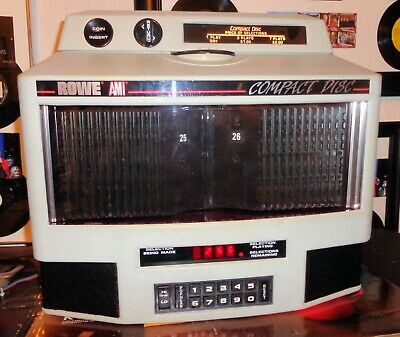 AMI Rowe CD Wallette Wallbox for CD 100 Series Jukebox * PRICE REDUCED *