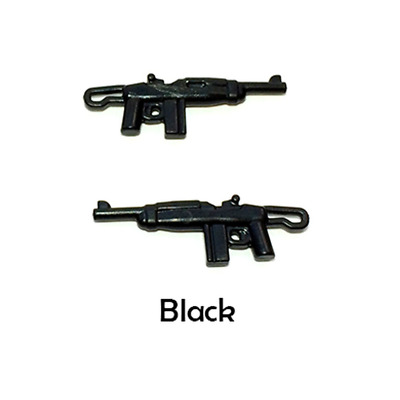 WW2 Rifle Compatible with toy brick minifigures M1 Paratrooper Rifle W121
