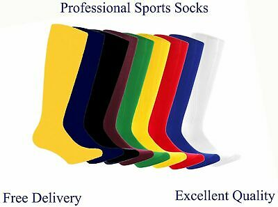 Sports Socks, Football Socks RUGBY HOCKEY SOCCER Free quick delivery